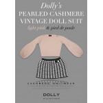 荷蘭精品Dolly復古小公主喀什米爾羊毛套裝