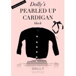 荷蘭精品Dolly頂級喀什米爾羊毛小外套-典雅黑