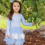 澳洲Oobi仙杜瑞拉雲朵洋裝