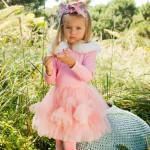 澳洲Oobi奧羅拉棉花糖洋裝