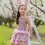 澳洲Oobi森林精靈碎花洋裝