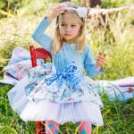 澳洲Oobi仙杜瑞拉公主洋裝