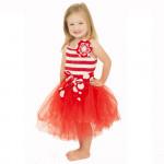 澳洲Oobi白雪公主水玉點點洋裝 耶誕