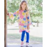 美國RuffleButts 春日花園甜美女童洋裝