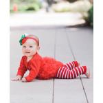 美國RuffleButts 耶誕小公主褲襪